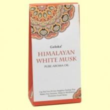 Aceite Esencial Himalayan White Musk - 10 ml - Goloka