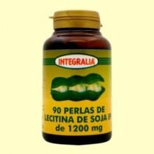 Lecitina de Soja 1200 mg - 90 perlas - Integralia