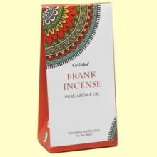 Aceite Esencial Frank Incense - Olíbano - 10 ml - Goloka