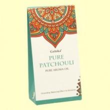Aceite Esencial Pure Patchouli - 10 ml - Goloka