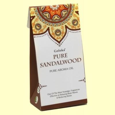 Aceite Esencial Pure Sandalwood - 10 ml - Goloka