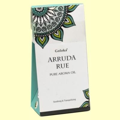 Aceite Esencial Arruda Rue - Ruda - 10 ml - Goloka