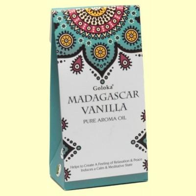 Aceite Esencial Madagascar Vanilla - Vainilla - 10 ml - Goloka