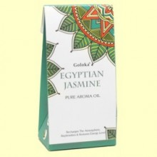 Aceite Esencial Egyptian Jasmine - Jazmín - 10 ml - Goloka