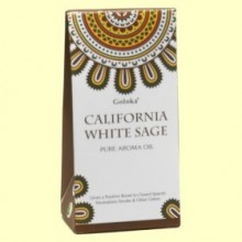 Aceite Esencial California White Sage - 10 ml - Goloka