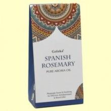 Aceite Esencial Spanish Rosemary - Romero - 10 ml - Goloka