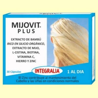 Mijovit Plus - 30 cápsulas - Integralia