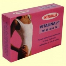 Vitalina Plus Woman - 60 cápsulas - Integralia