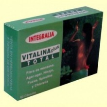 Vitalina Plus Total - 60 cápsulas - Integralia