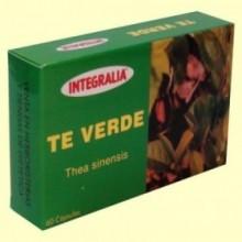 Té Verde - 60 cápsulas - Integralia