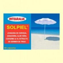 Solpiel - 60 cápsulas - Integralia