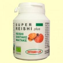 Super Reishi Plus Eco - 90 cápsulas - Integralia
