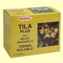 Tila Plus Soluble - 20 sobres - Integralia