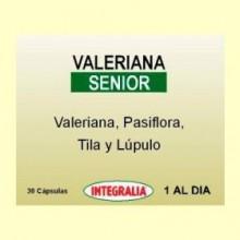 Valeriana Senior - 30 cápsulas - Integralia