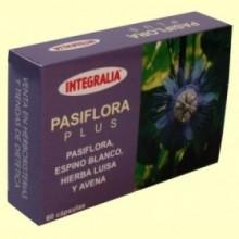 Pasiflora Plus - 60 cápsulas - Integralia