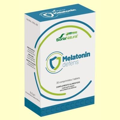 Melatonin Defens - 30 comprimidos - Soria Natural
