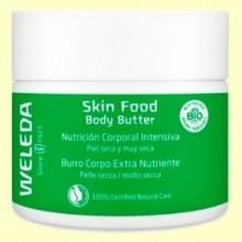 Crema de Nutrición Corporal Intensiva Bio Skin Food - 150 ml - Weleda