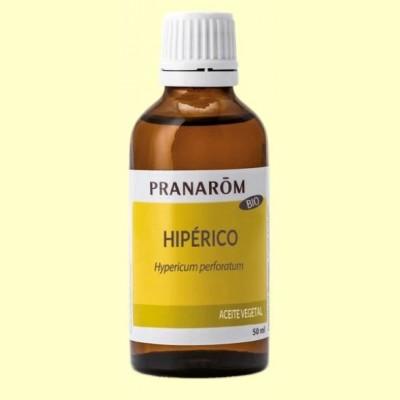 Aceite de maceración Hipérico Bio - 50 ml - Pranarom