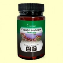 Capsudiet Alcachofera - 40 cápsulas - Plameca