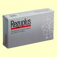 Reguplus - Oligoelementos - 20 ampollas - Artesanía Agricola