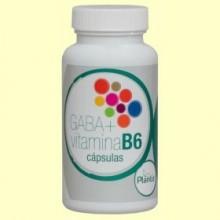 Gaba y Vitamina B6 - 60 cápsulas - Plantis