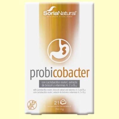 Probicobacter - 21 comprimidos - Soria Natural