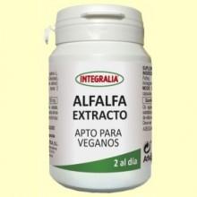 Alfalfa Extracto - 60 cápsulas - Integralia