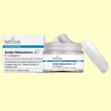 Ácido Hialurónico 4D & Colágeno - 50 ml - Natysal