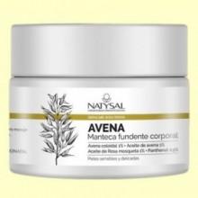 Avena Manteca Fundente Normal - 200 ml - Natysal