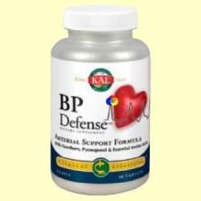 BP Defense - Salud arterial - 60 comprimidos - Kal Laboratorios