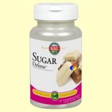 Sugar Defense - Ayudas para el azúcar - 30 comprimidos - Laboratorios Kal