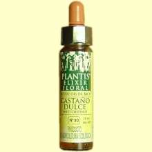Castaño Dulce - Sweet Chestnud - Cultivo Ecológico - 10 ml - Plantis