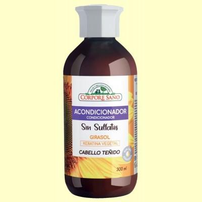 Acondicionador Sin Sulfatos con Girasol - 300 ml - Corpore Sano