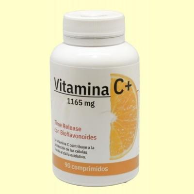 Vitamina C + 1165 mg - 90 comprimidos - Espadiet