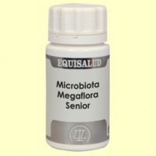 Microbiota Megaflora Senior - 60 cápsulas - Equisalud