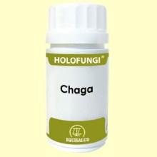 Holofungi Chaga - 50 cápsulas - Equisalud