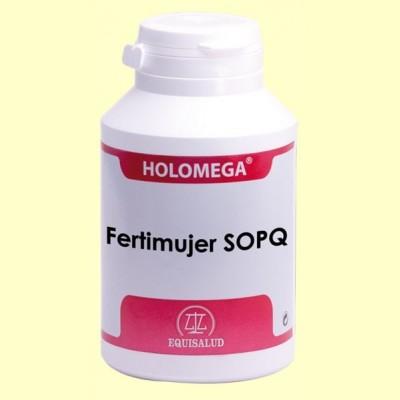 Holomega Fertimujer SOPQ - 180 cápsulas - Equisalud