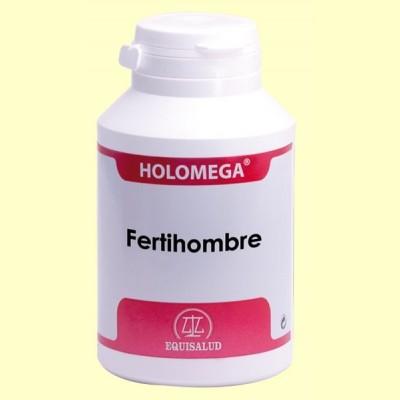 Holomega Fertihombre - 180 cápsulas - Equisalud