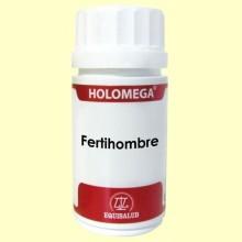 Holomega Fertihombre - 50 cápsulas - Equisalud