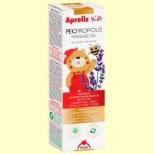 Pecpropolis Aceite Masaje Pectoral - Aprolis Kids - 100 ml - Intersa