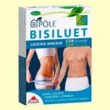 Bisiluet Cocktail Minceur - Lipolítico y Reductor - 20 ampollas - Intersa
