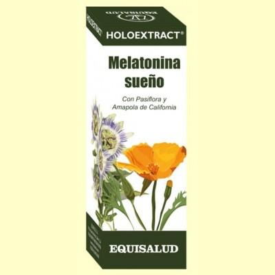 Holoextract Melatonina Sueño - 50 ml - Equisalud