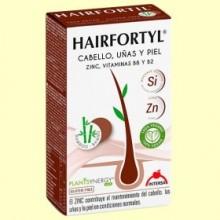 Hairfortyl - Cabellos, Uñas y Piel - 60 cápsulas - Intersa