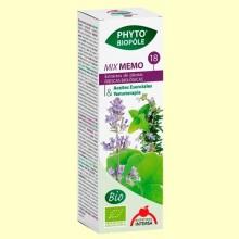 Phytobiopôle N18 Mix Memo - 50 ml - Intersa