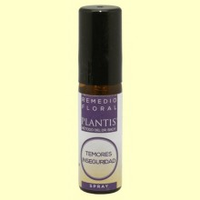 Remedio Floral Temores Inseguridad - 20 ml - Plantis