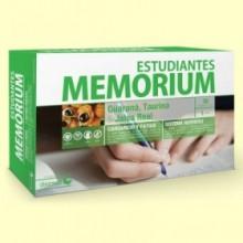 Memorium Estudiantes - 30 ampollas - DietMed