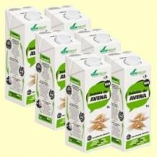 Bebida de Avena Bio - Pack 6 x 1 litro - Soria Natural
