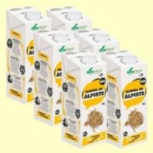Bebida de Alpiste Bio - Pack 6 x 1 litro - Soria Natural