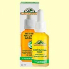 Aceite Natural Argán - 30 ml - Corpore Sano
