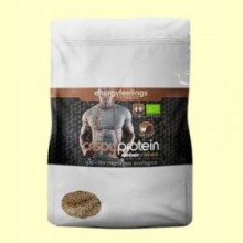 Crispy Protein Cacao Eco - 400 gramos - Energy Feelings